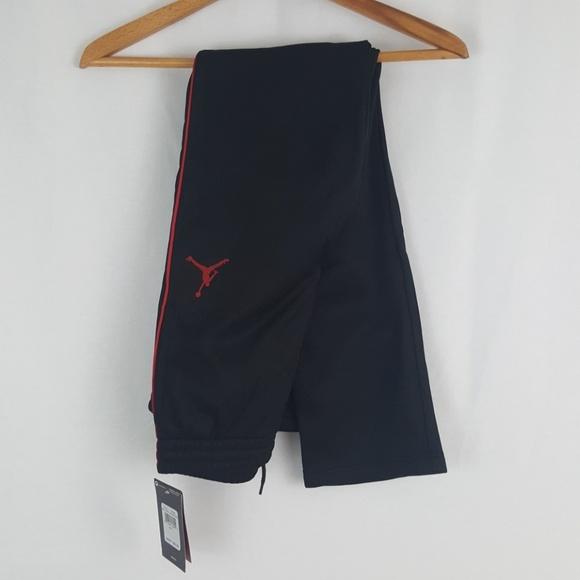 d5e6b72161ec55 New Nike Air Jordan Therma Fit Lounge Pant Youth L